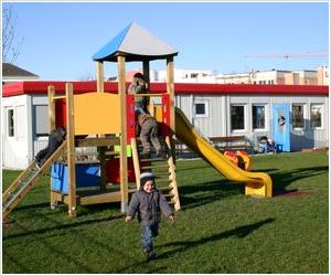 Детский сад на базе блок контейнеров